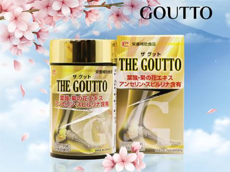 The Goutto San Pham Cho Nguoi Bi Benh Gout