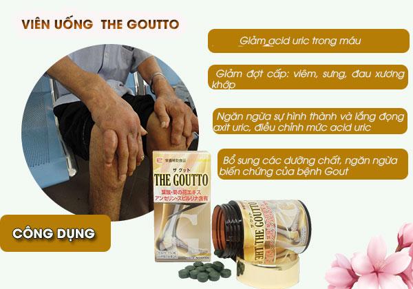 Thuc Pham Bao Ve Suc Khoe The Goutto Ho Tro Dieu Tri Benh Gut Co Tot Khong 2