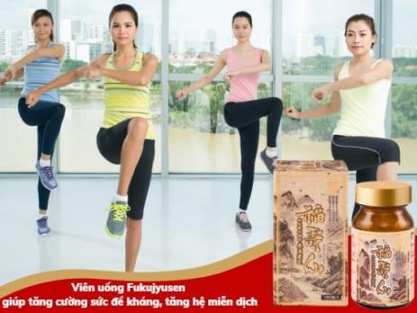 Nguoi Binh Thuong Co Dung Fukujyusen Duoc Khong